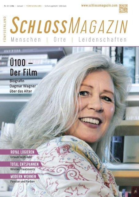 SchlossMagazin Fuenfseenland Januar 2016