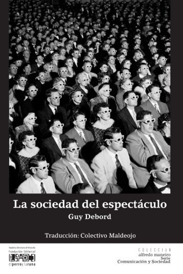 La sociedad del espectáculo