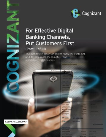 Omni channel banking the digital transformation roadmap for effective digital banking channels put customers first malvernweather
