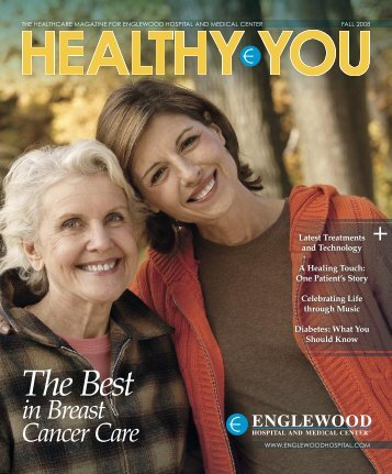 Healthy You - Englewood Hospital and Medical Center