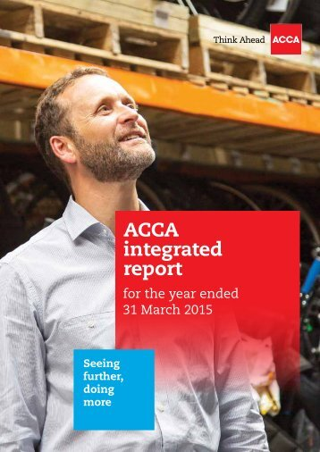 ACCA integrated report