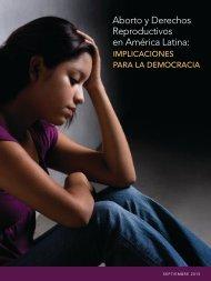 Aborto y Derechos Reproductivos en América Latina