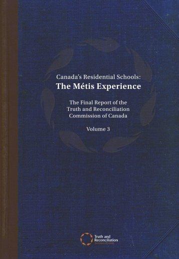 The Métis Experience
