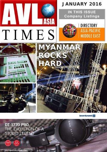 MYANMAR ROCKS HARD