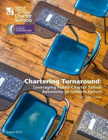 Chartering Turnaround