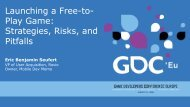 Launching a Free-to- Play Game Strategies Risks and Pitfalls