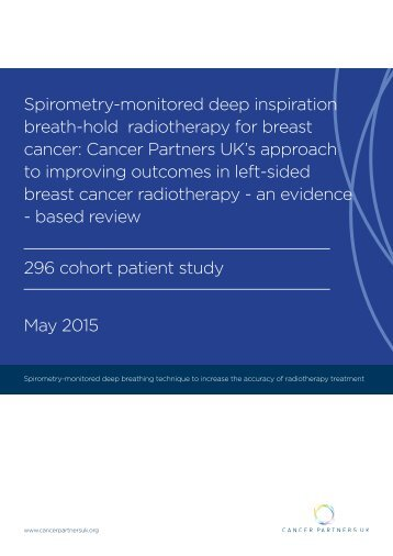 - based review 296 cohort patient study May 2015