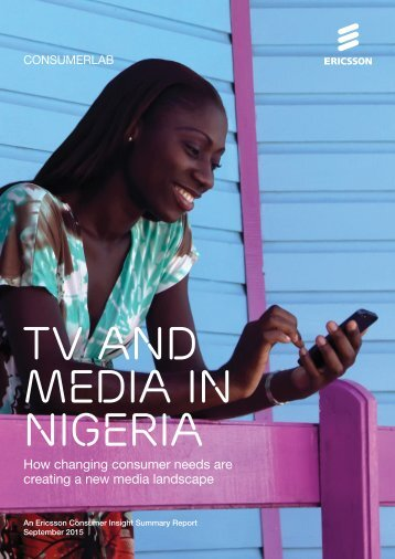 TV AND MEDIA in nigeria