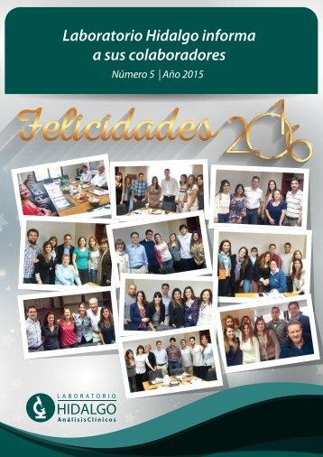 Revista Hidalgo Nro 5