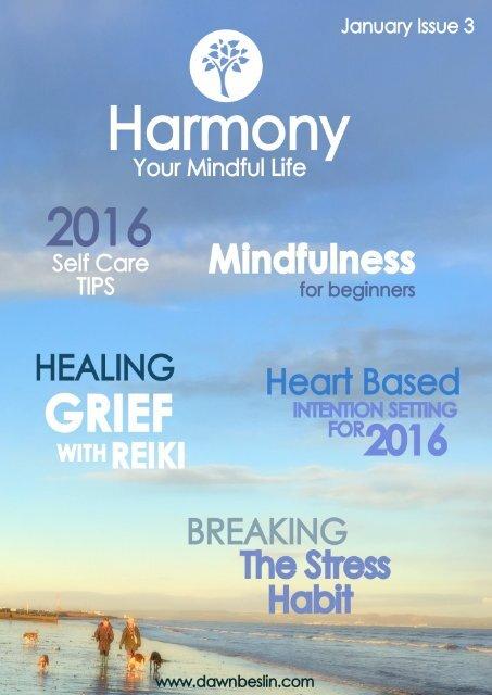 Harmony issue 03 - January 2016
