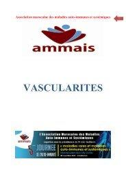 VASCULARITES - 5ème journée de l'Auto-immunité 28 novembre 2015 AMMAIS
