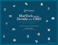 MarTech Decade CMO