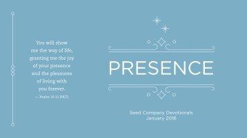 presence_devotional