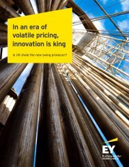 In an era of volatile pricing innovation is king