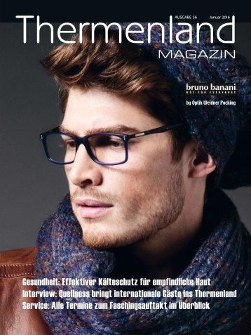 Thermenland Magazin Ausgabe 56