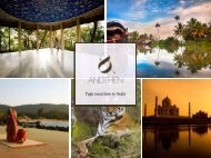 Yoga vacations to India
