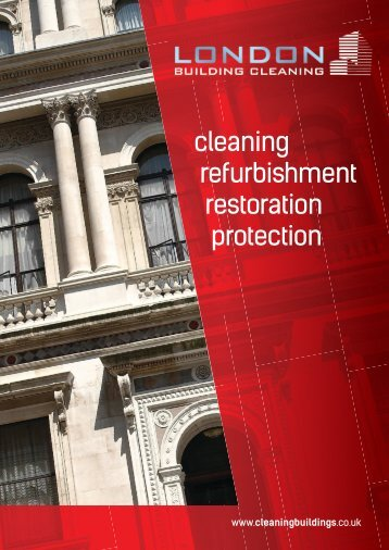 cleaning refurbishment restoration protection