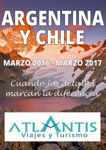 Argentina y Chile - Viajes Atlantis