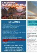 Argentina y Chile - Viajes Atlantis - Page 4