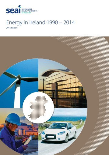 Energy in Ireland 1990 – 2014