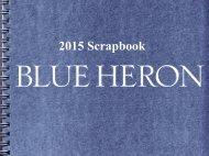 2015 Scrapbook