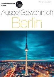 eMagazin AusserGewöhnlich Berlin 01/16