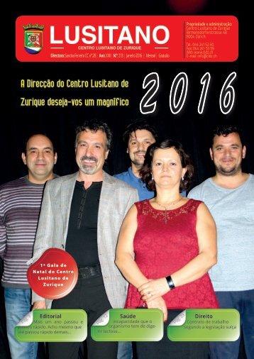 Janeiro 2016 - Edição 213