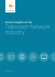 Television Network Industry