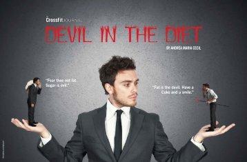 DEVIL IN THE DIET