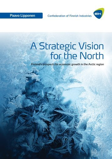 A Strategic Vision for the North