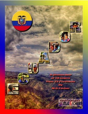 Book on Ecuador