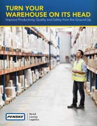 TURN YOUR WAREHOUSE ON ITS HEAD