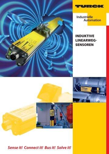 Induktive Linearwegsensoren (DE)