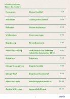 Katalog Rasen und Begruenung 2019 / Catalogue gazon et reverdissement 2019 - Seite 3
