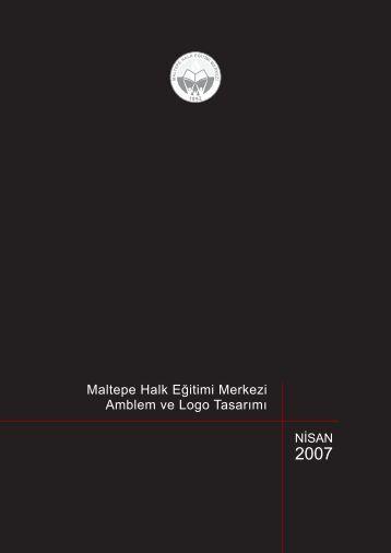 Maltepe Halk Egitimi Merkezi Logo Tasarımı