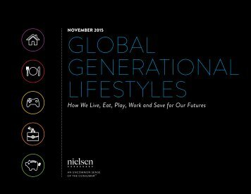 GLOBAL GENERATIONAL LIFESTYLES