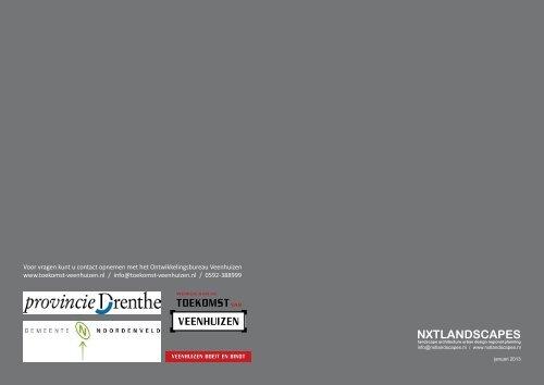 Veenhuizen revisited, voorstel voor een nieuwe PI in Veenhuizen