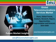 Global Telecommunications Services Market