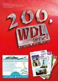 WDL aktuell Dezember 2015