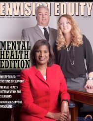 Envision Equity: Mental Health Edition