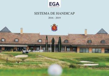SISTEMA DE HANDICAP
