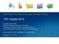 HIV Update 2015