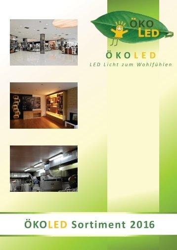 ÖKOLED Katalog 2016 Online