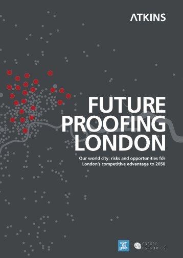 FUTURE PROOFING LONDON