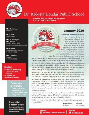 Dr Roberta Bondar Public School