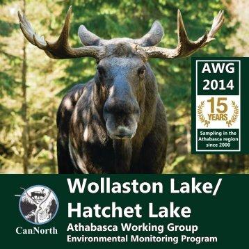 Wollaston Lake/ Hatchet Lake