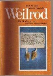 Weilrod-Buch
