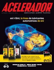 Revista Acelerador - Mes de Diciembre, Edición 26