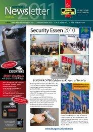 Security Essen 2010 - Sieper Group