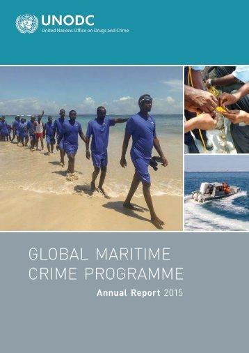 GLOBAL MARITIME CRIME PROGRAMME